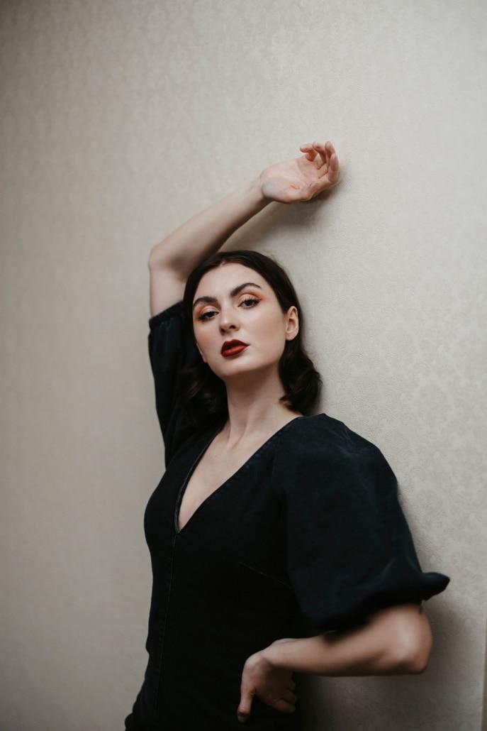 Model, Style Shooting, Make up